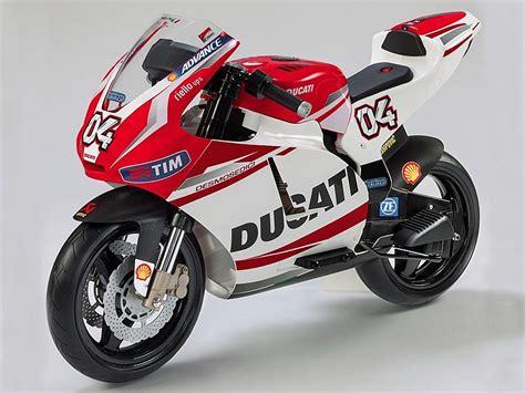 Ducati presenta la moto eléctrica... para niños | Motos ...