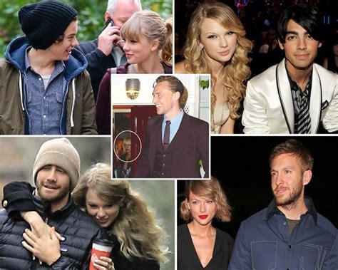 ¡Duda! ¿Por qué Taylor Swift siempre sale con los chicos ...