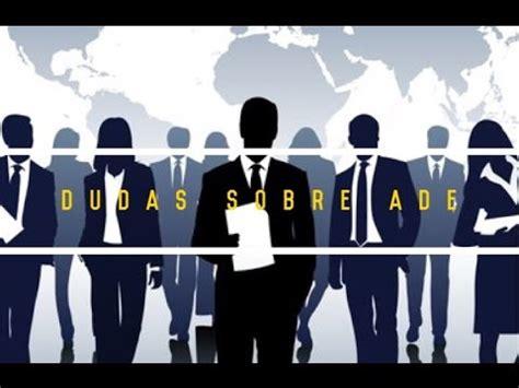 Dudas sobre Administración y Dirección de Empresas  ADE ...