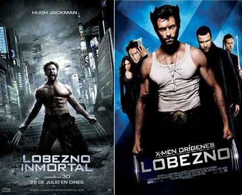 Duelos de Cine: Lobezno inmortal   Lobezno  Orígenes