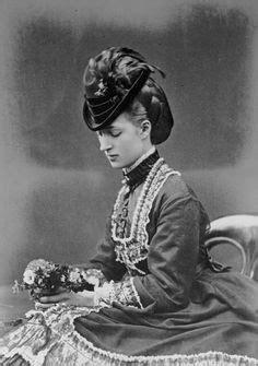 Duquesa Alicia del Reino Unido  1843 1878  Tercera hija de ...