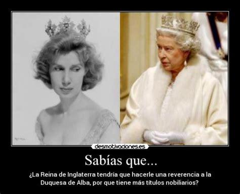 Duquesa de Alba: Sí, era la mujer con más títulos del ...