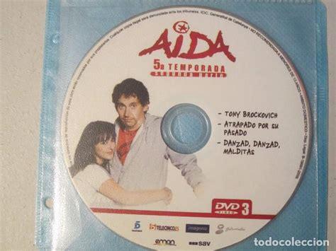 dvd aida temporada 5 disco 8 - Comprar Series de TV en DVD ...