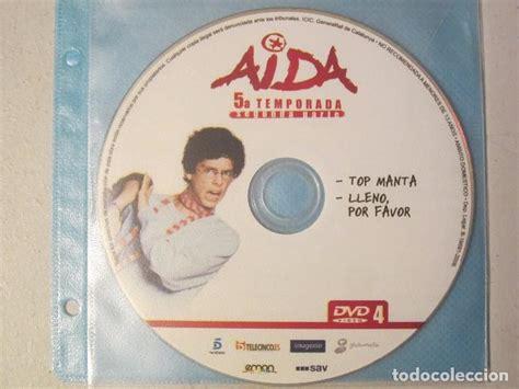 dvd aida temporada 5 disco 9 - Comprar Series de TV en DVD ...