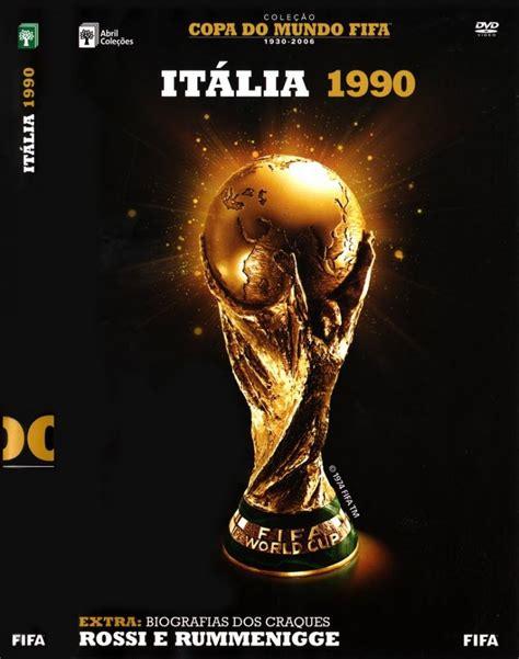 DVD COPA DO MUNDO FIFA ITALIA   1990   SPACETREK66