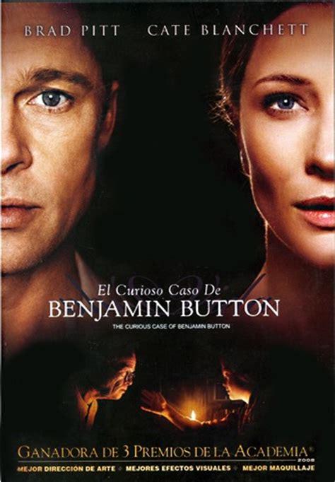 Dvd El Curioso Caso De Benjamin Button - David Fincher ...