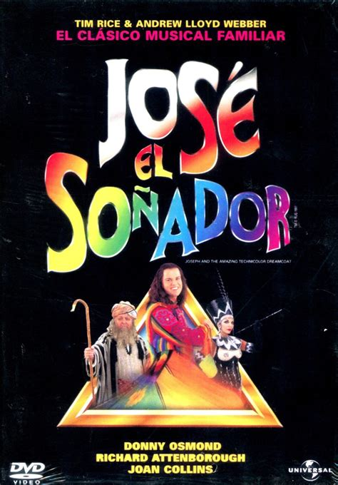Dvd Jose El Soñador ( Joseph And The Amazing Technicolor ...