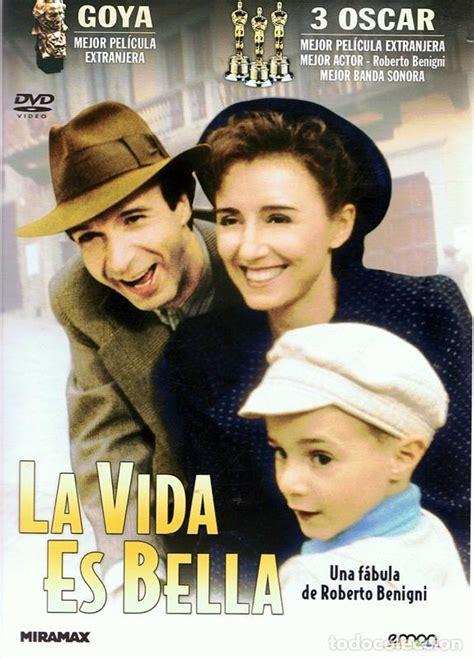 dvd la vida es bella roberto benigni   Comprar Películas ...