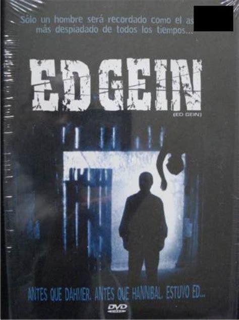 Dvd Pelicula Ed Gein / Asesinos Seriales Ed Gein - $ 302 ...