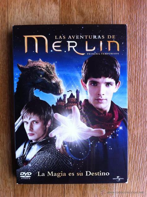 dvd - serie tv - las aventuras de merlin primer - Comprar ...