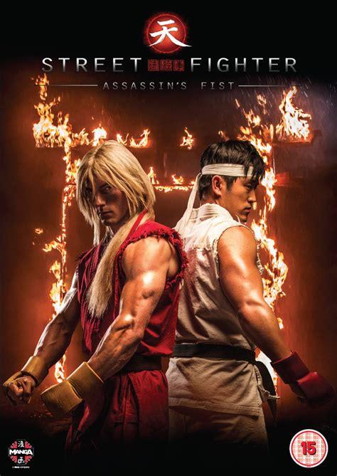 Dvd Street Fighter Punho Assassino   R$ 5,00 em Mercado Livre