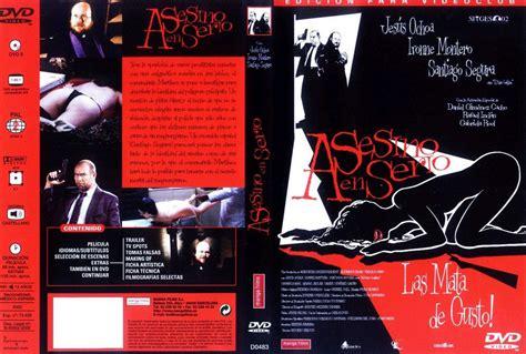 DVD VARIOS: Asesino En serio