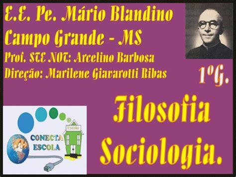 E. E. Padre Mário Blandino: O que significa Ética?