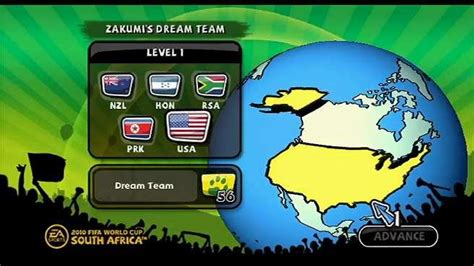 EA SPORTS 2010 FIFA World Cup South Africa   EA Games