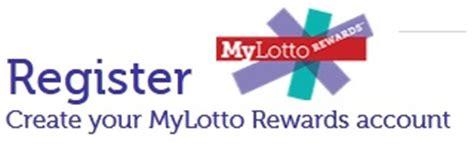 Earn Rewards Through Mylotto Rewards Account