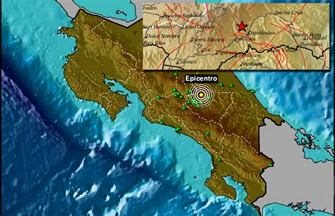 Earthquake jolts five provinces in Costa Rica – The Tico ...