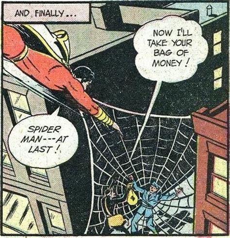 Easily Mused: The Original Captain Marvel Vs. The Original ...