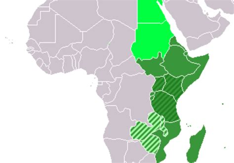 East African Countries: List of Countries in East Africa