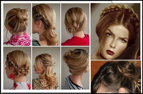 Easy Casual Updos For Long Hair Hairstyles Ideas ...