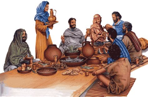 Eating at the Lord's Table - Oct 2002 En-Gedi Article