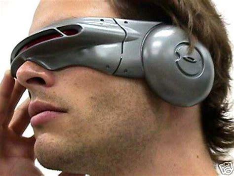 Ebay: Authentic X Men Cyclops Visor
