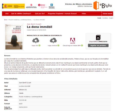 eBiblio Catalunya, el nou sistema de préstec de llibre ...