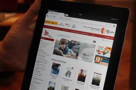 eBiblio, un nuevo servicio de préstamo de libro ...
