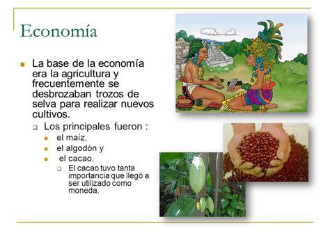 Economía de la cultura Maya - Los Mayas