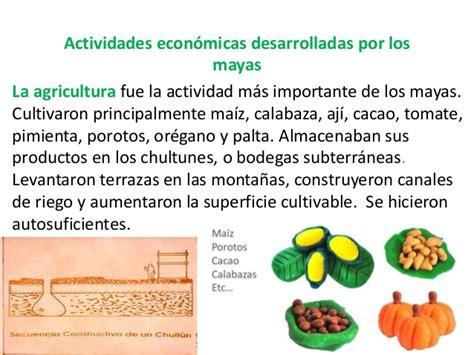 Economía maya