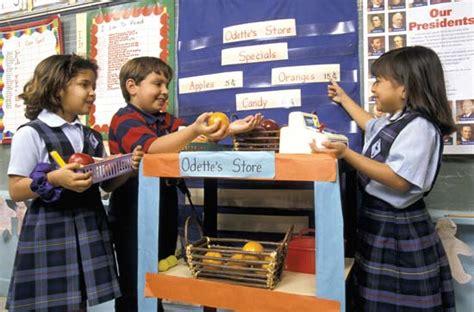 economics: children learning economic lessons -- Kids ...