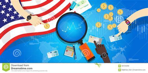 Économie De L'Amérique Etats-Unis Etats-Unis Financière ...