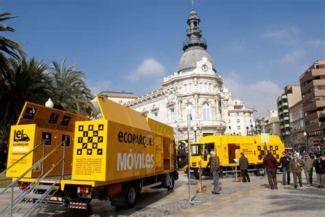 Ecoparques a la puerta de casa   Ayuntamiento de Cartagena