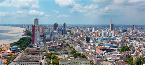 Ecuador: Radiación y sofoco incomoda en las calles de ...