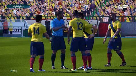 Ecuador vs Venezuela   Clasificaciones del Mundial de la ...