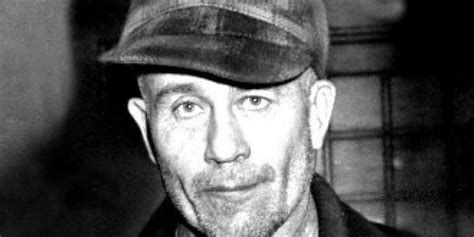 Ed Gein Biography   Famous People Biographies