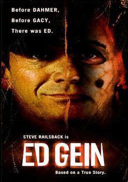 Ed Gein DVD (2001) Starring Steve Railsback; Directed by ...