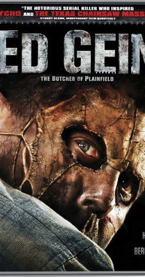 Ed Gein: The Butcher of Plainfield  Video 2007    IMDb