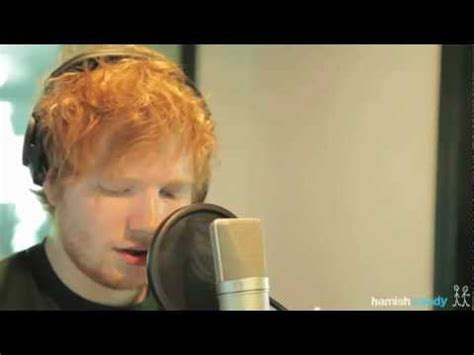 Ed Sheeran Takes On Taylor Swift s Trouble & Goes Acoustic ...