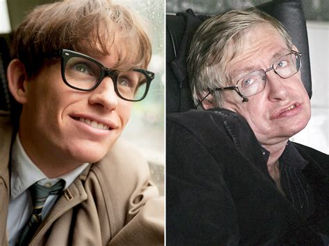 Eddie Redmayne Pays Tribute to Stephen Hawking | PEOPLE.com