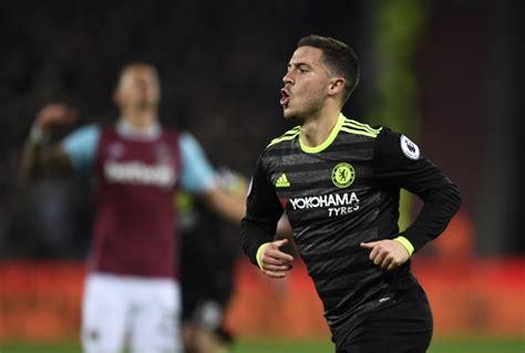 Eden Hazard: Arsenal forward Alexis Sanchez would be the ...