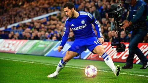 Eden Hazard The Dribbling Genius Chelsea FC - YouTube