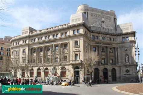 Edifici de la Caixa de Catalunya   Barcelona   Via ...