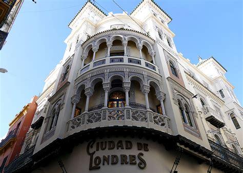 Edificio Ciudad de Londres | Sevilla City Centre