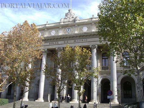 Edificio de la Bolsa  Madrid  | Portal Viajar