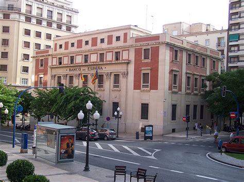 Edificio del Banco de España (Alicante) - Wikipedia, la ...