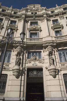 Edificio del Banco Santander Central Hispano, Madrid ...