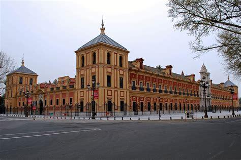 EDIFICIOS DE SEVILLA: Palacio de San Telmo