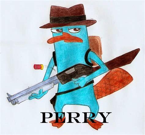 [Edit] El post que se merece Perry el ornitorrinco!   Taringa!