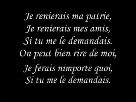 Edith Piaf - L'hymne à l'amour (paroles) - YouTube
