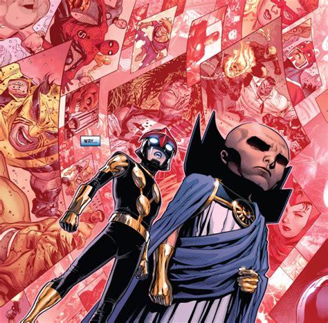 Editor da Marvel diz que DC Comics demorou para usar Watchmen